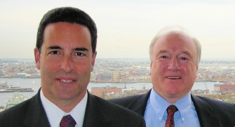 Partners David A. White and Phillip M. Davis